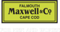MAXWELL & CO for men and women